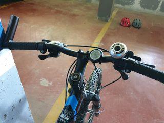 Bicicleta Megamo Junior casi nueva