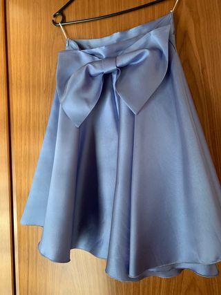 Falda de boda