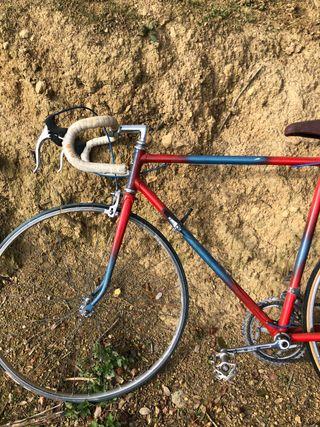 Vendo bici clásica