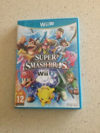Súper Smash Bros para Wii U