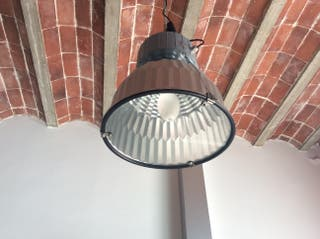 lampara Industrial italiana
