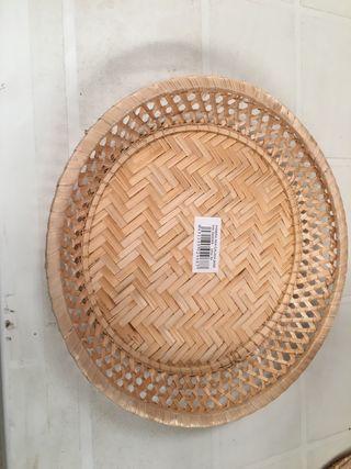 Panera de fibra vegetal
