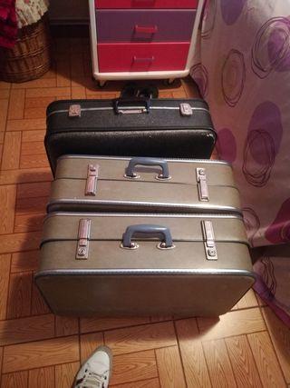 maletas años 60