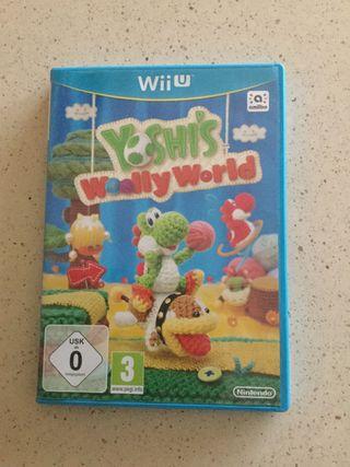 Yoshi's Woolly World de Wii U
