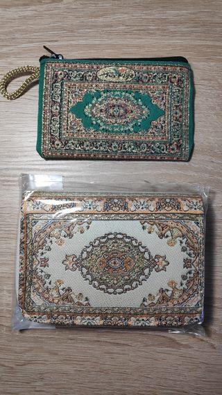 Cartera y monedero de Estambul