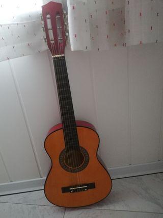 guitarra primeros acordes niños