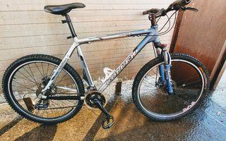 bicicleta montaña frenos disco