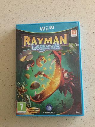 Rayman Legends para Wii U