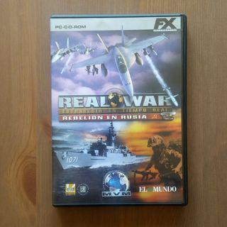 REAL WAR: REBELIÓN EN RUSIA. PC