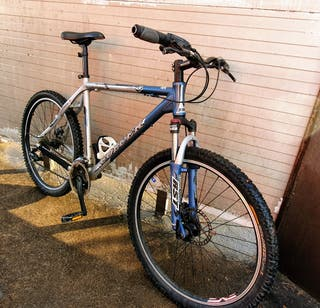 Bicicleta Coluer de montaña