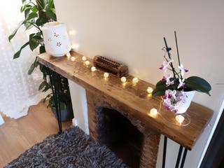 JASMINE - Reclaimed Timber Rustic Console Unit