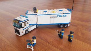 LEGO - Unidad móvil Policia