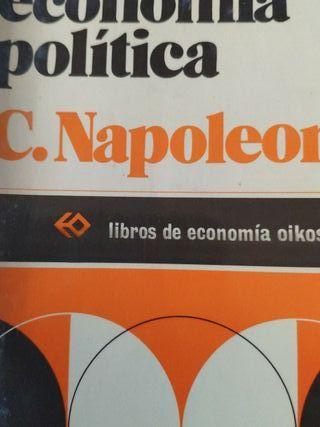 Curso de economía políta C.Napoleoni