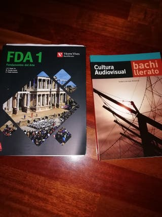 libros de texto bachillerato artes
