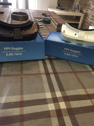 Gafas eachine FPV Googles