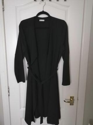 Black coat from Cubus
