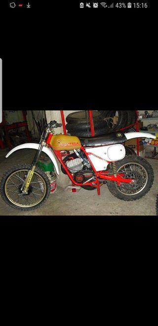 Montesa Cappra VF125