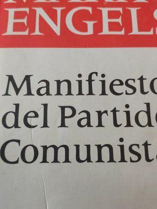 MARX ENGELS Manifiesto del partido comunista
