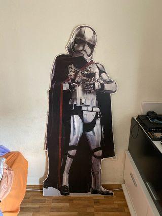 Figura Star Wars Tamaño Real Cartón