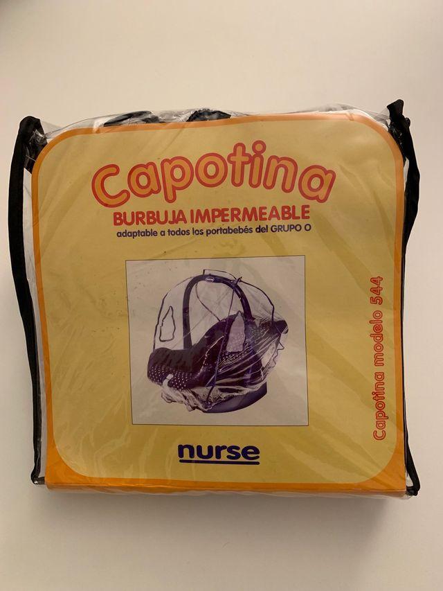 Burbuja impermeable Maxicosi portabebé Grupo 0