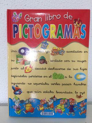 Gran libro de Pictogramas (infantil).
