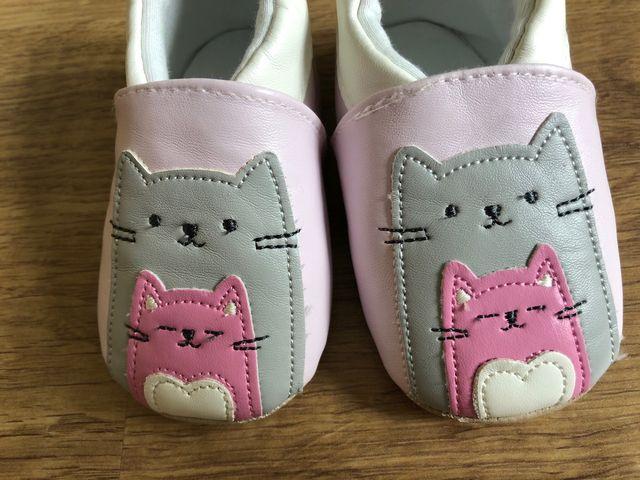 Zapatillas casa bebé