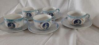 Juego de cafe 10 piezas