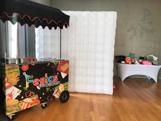 Alquiler Fiestas Eventos Fotomaton Carritos