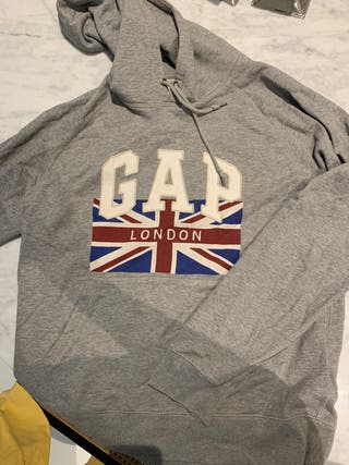 Sudadera GAP con bandera de Reino Unido