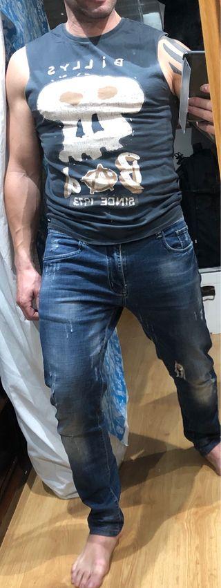 Camiseta Billabong. Talla M