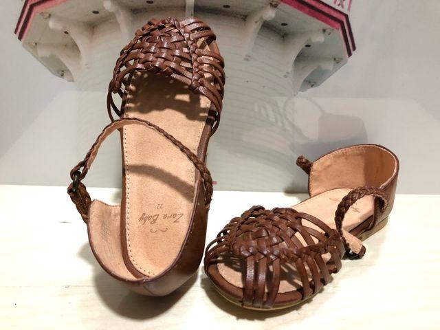 Sandalias Zara 22