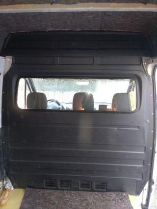 separador de carga furgoneta Mercedes sprinter