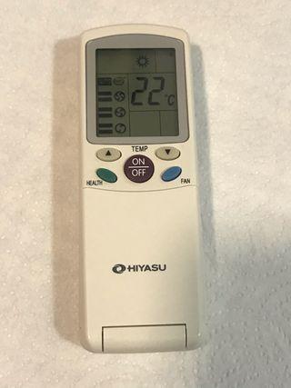 Mando aire acondicionado Hiyasu YR-H17