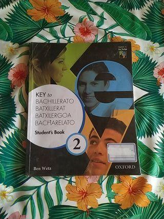 Libro de Inglés 2° bachillerato oxford B2