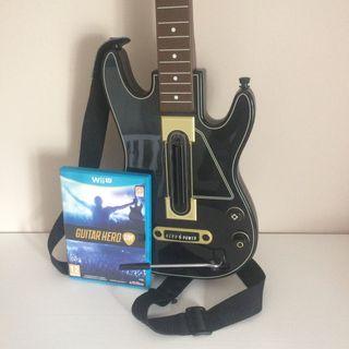 Guitar Hero WiiU