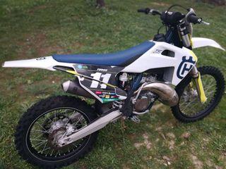 Moto de cross Husqvarna Tc 125 2019