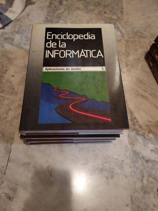 Enciclopedia de la Informática (3 tomos)