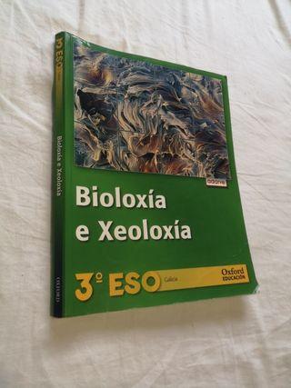 Libro Biloxía e Xeoloxía 3°ESO Oxford