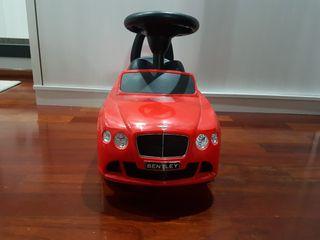 Correpasillos coche Bentley