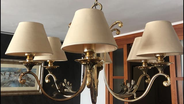 Lámpara clasica