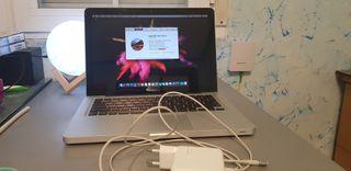 MacBook Pro de 13 pulgadas Intel I7