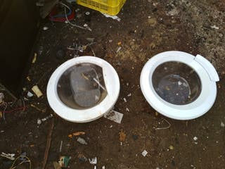 tapas de lavadora