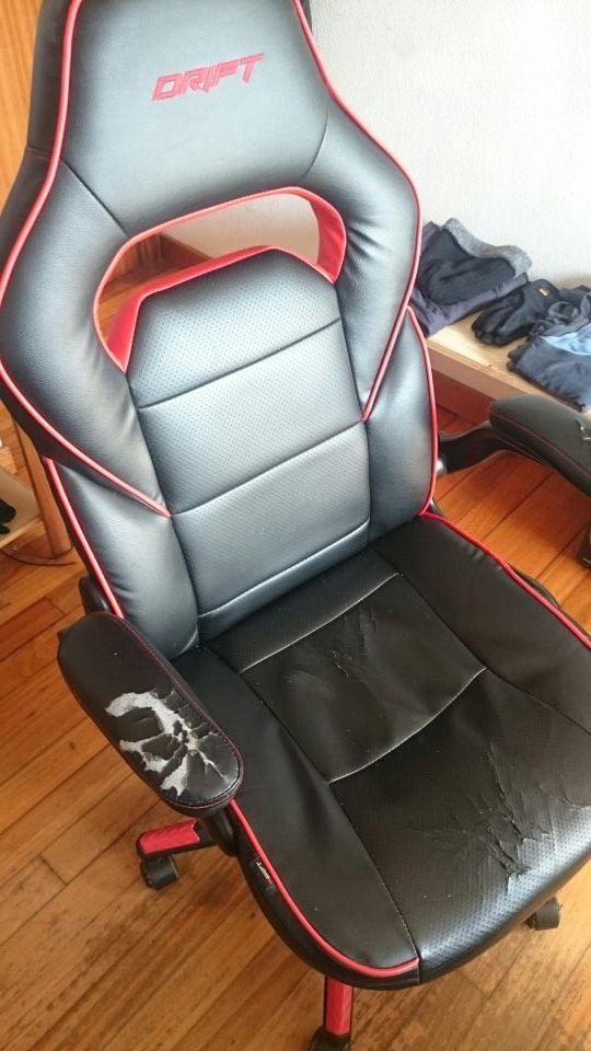 Vendo silla deportiva Gaming DRIFT
