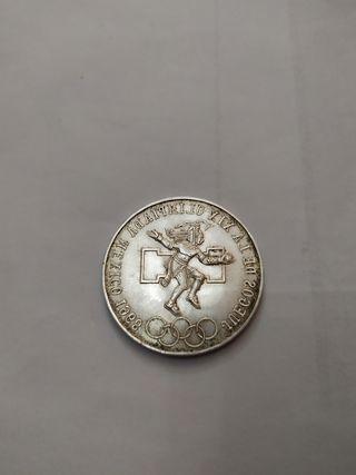 Moneda 25 pesos mexicanos
