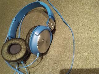 Auriculares Philips Azules