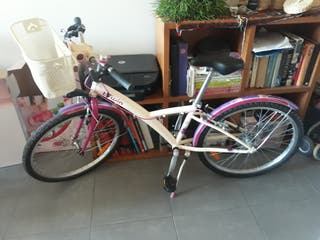 Bicicleta Niño riera 24