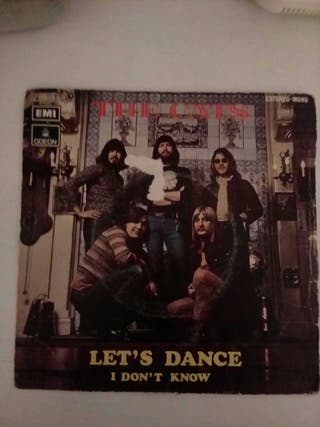 Disco de vinilo Let's Dance