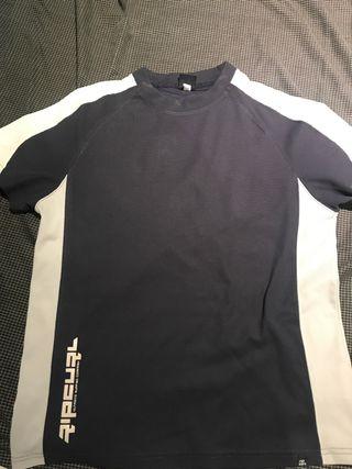 Camiseta Ripcurl m/c t.M 100% polyester
