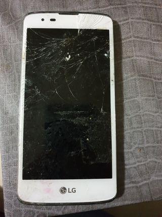 Movil LG G4 (pantalla rota )