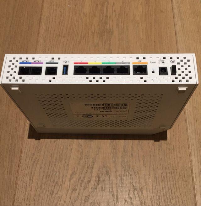 Router livebox Orange multimedia Wifi